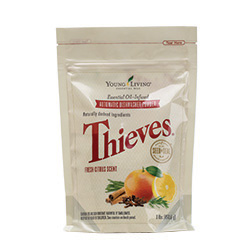 Thieves Automatic Dishwasher Powder.