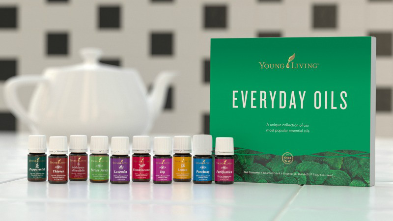 Essential Oils and Essential Lifestyle with Young Living