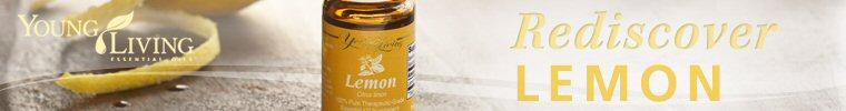 Rediscover lemon Oil