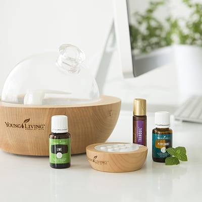 YL Oils and Diffuser