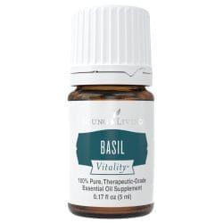 Basil Vitality Oil