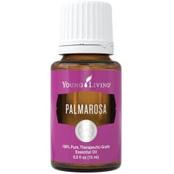 Palmarosa Essential Oil, 15 ml.