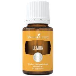 Lemon Essential oil, 15 ml.