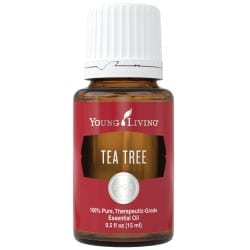 Tea Tree Essential Oil, 15 ml. #3587