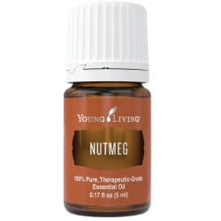Nutmeg Essential Oil, 5 ml.