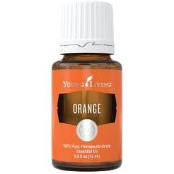 Orange Essential Oil, 15 ml.