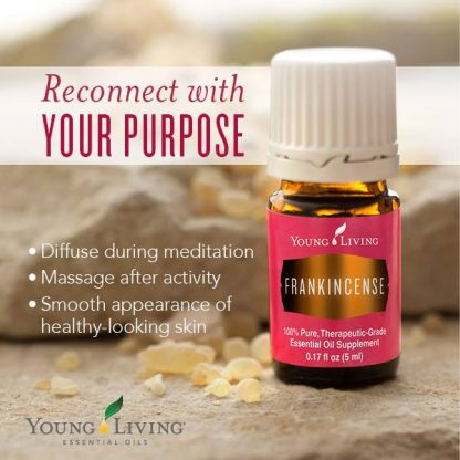Reconnect with Frankincense