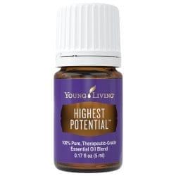 Highest Potential Oil Blend, 3373