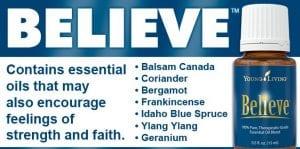 Believe Oil Blend, 4661