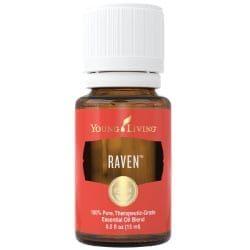 Raven Essential Oil Blend, 15 ml