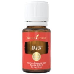 Raven Essential Oil Blend, 15 ml