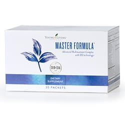 Master Formula was formulated with a blend of nutrients that works synergistically to support the health of the entire body, as well as antioxidants to promote cell health.