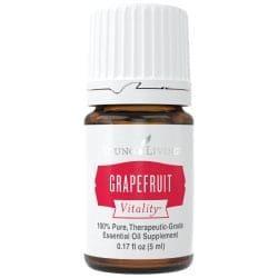 Grapefruit Dietary Vitality Oil #5624