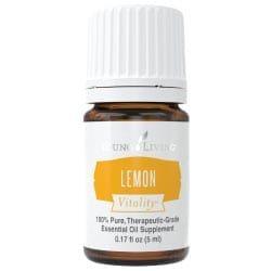Lemon Vitality Oil