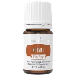 Nutmeg Vitality Oil # 5633