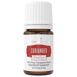 Coriander Vitality Oil