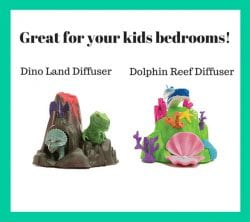 Kidscents Diffusers are great for their bedrooms.