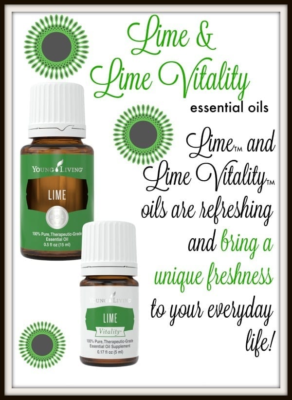 Lime-Oils