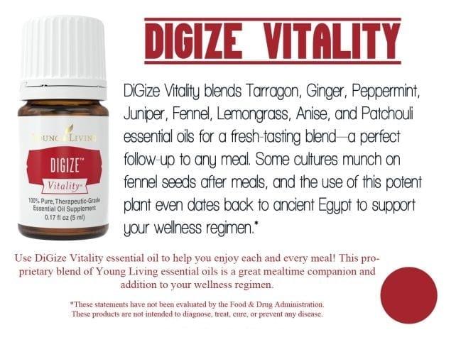 DiGize Vitality Oil
