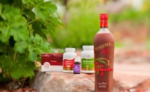Energy & Stamina enhanced with Young Living products