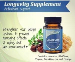 Longevity softgels