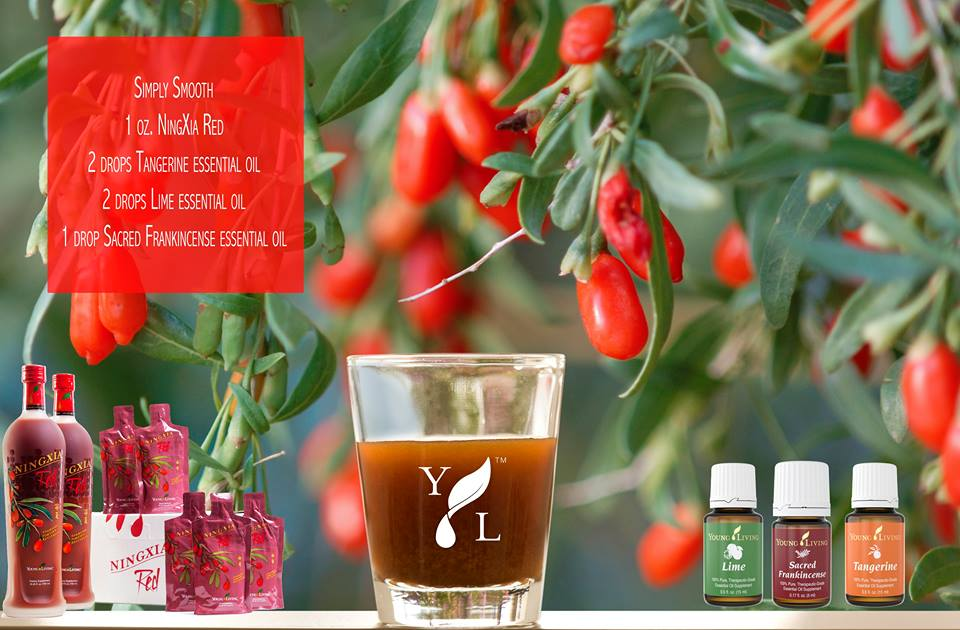 Simply Smooth Ningxia Shot recipe