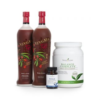 5-Day Nutritive Cleanse # 4890
