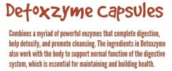 Detoxzyme Enzyme Supplements