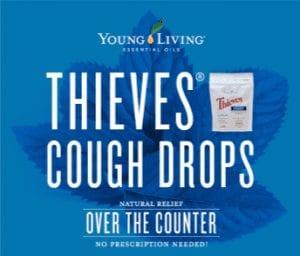 Thieves Cough Drops OTC