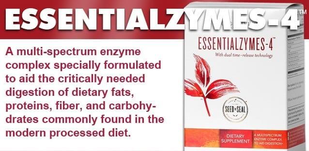 Essentialzymes-4, #4645