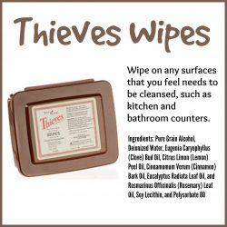 Thieves wipes