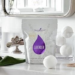 Lavender Calming Bath Bombs #20671
