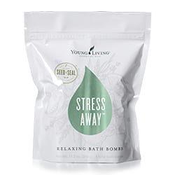 Stress Away Relaxing Bath Bombs, 20674