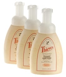 3-pk-Thieves Foaming Hand Soap