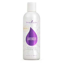 Lavender Bath Shower Gel #5202