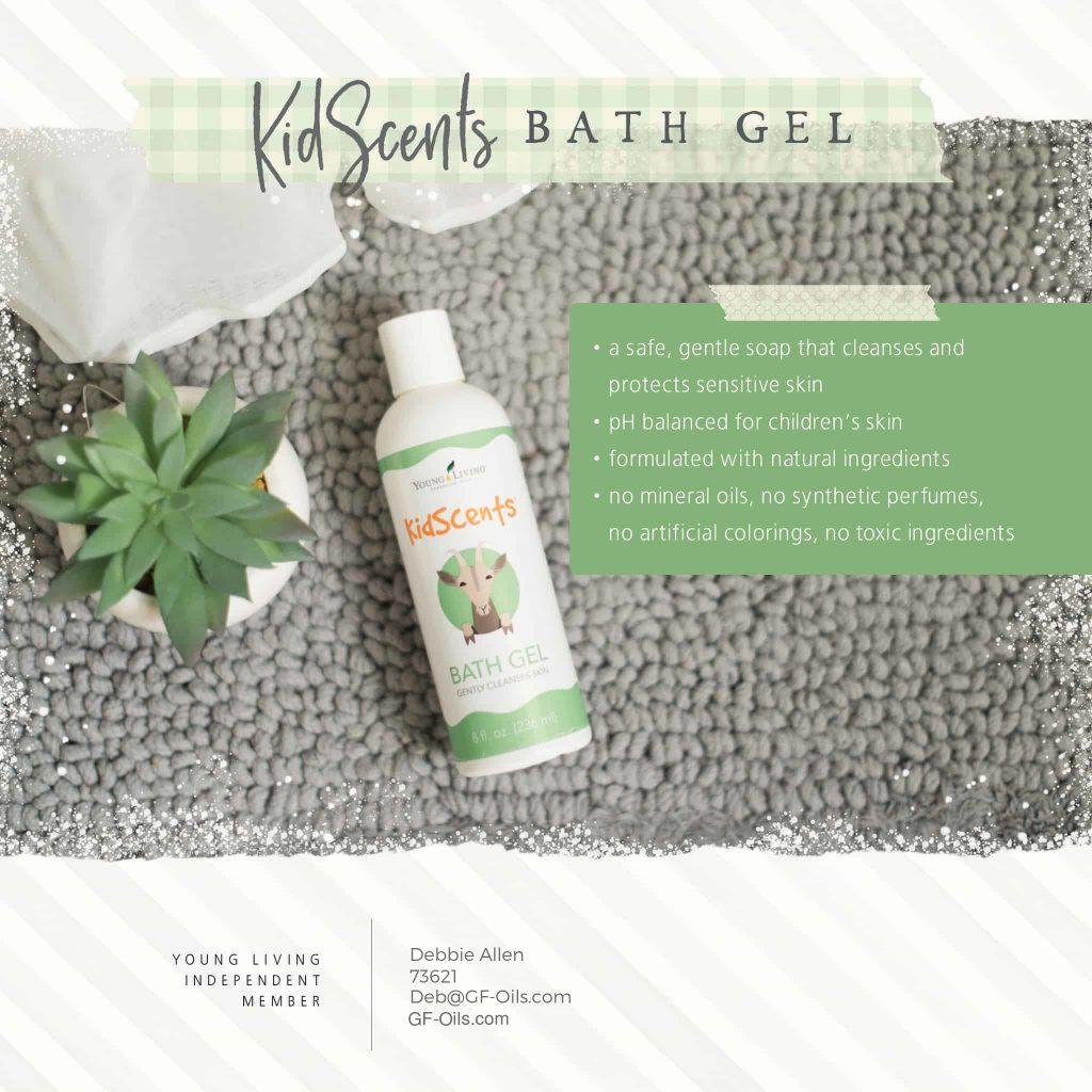 KidScents Bath Gel #3684