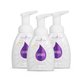 Lavender Foaming Hand Soap 3 pack # 4431