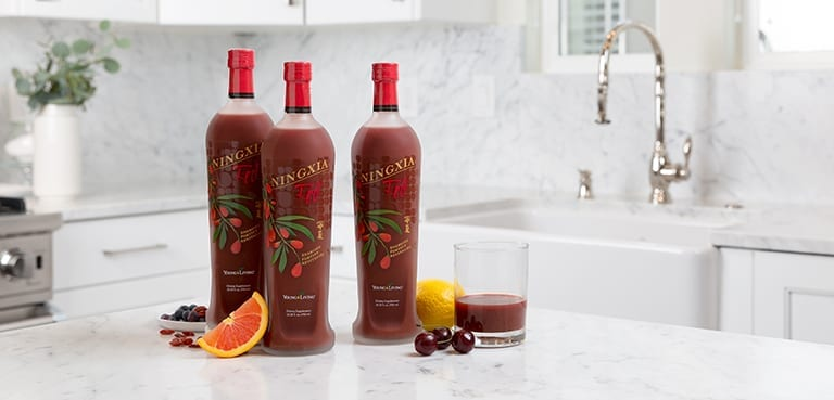 NingXia Red Bottles