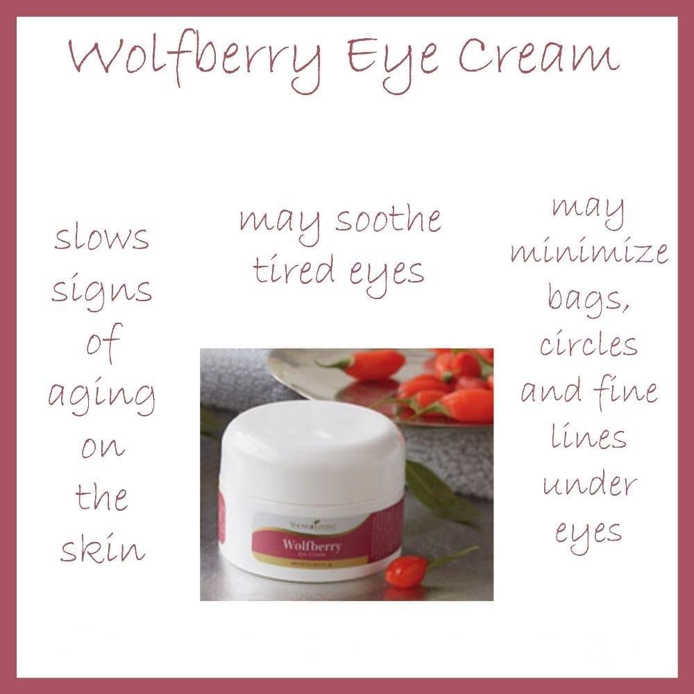 Wolfberry Eye Cream