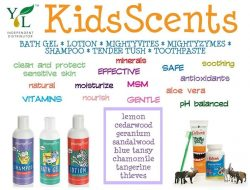 Young Living KidScents Products for Kids
