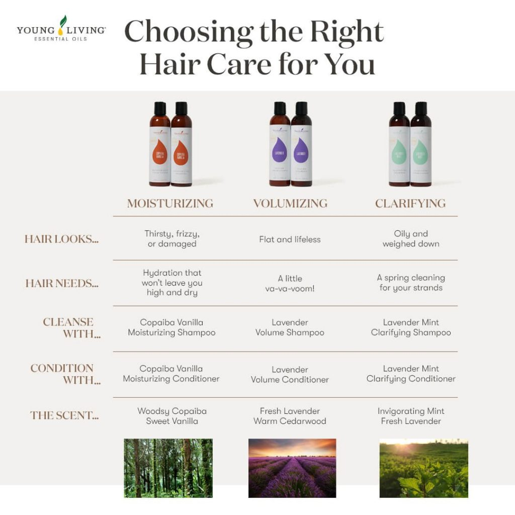 Choose the Right Hair Care for You