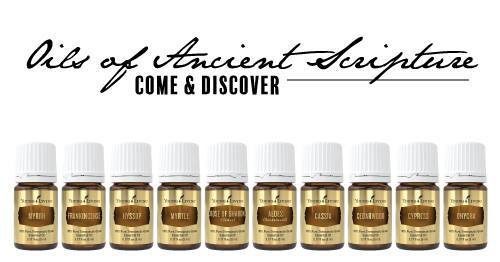 Ancient Scripture Oils