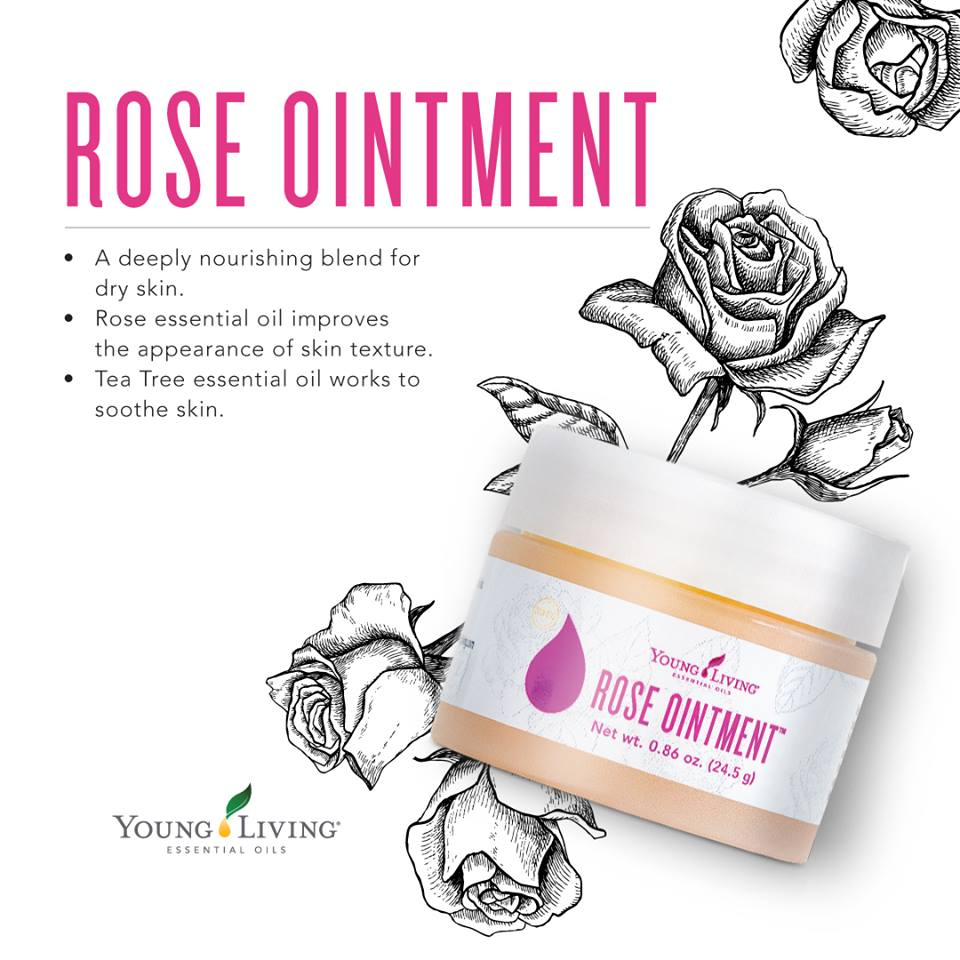 Rose Ointment, # 3709