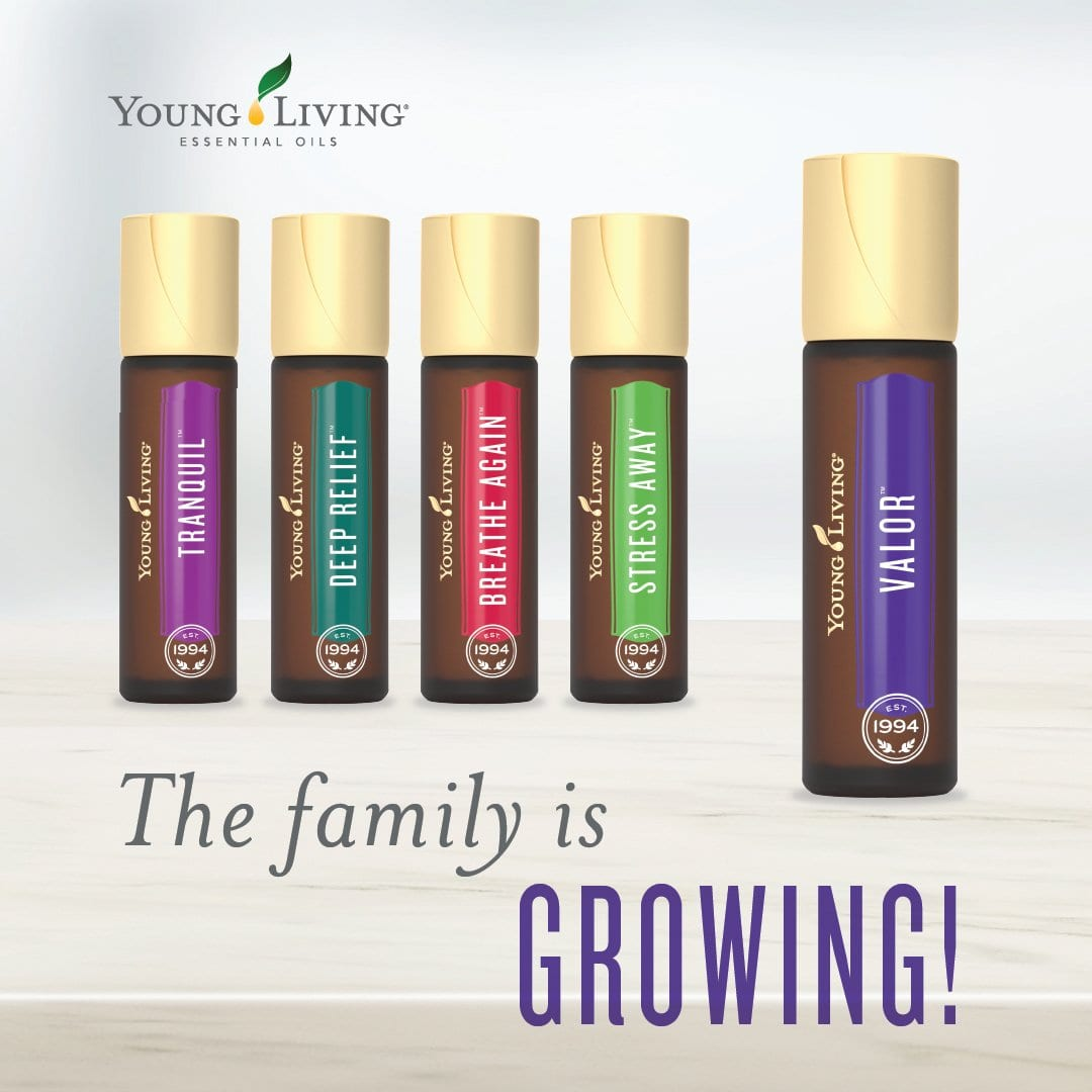 Young Living Roll-ons