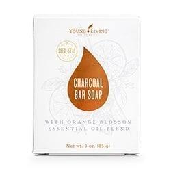 Charcoal Bar Soap # 23799