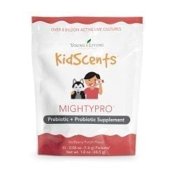 Kidscents MightyPro Prebiotic and Probiotic Supplement # 24261