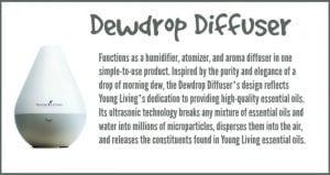 Dewdrop Diffuser