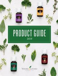 2019 Young Living Product Guide