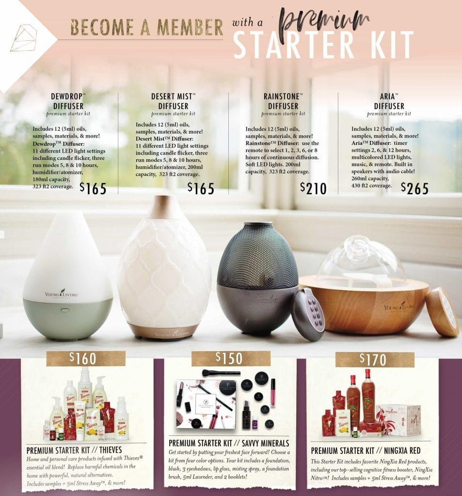 Premier Starter Kits