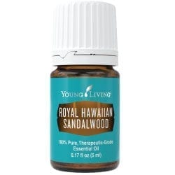 Royal Hawaiian Sandalwood essential oil, 4746